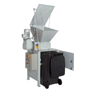 VZ Spezail 2835 hard drive shredder
